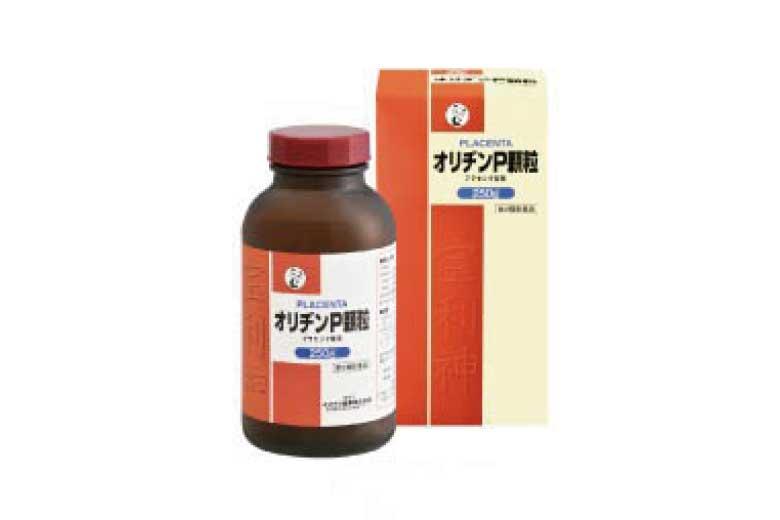 オリヂンP顆粒の商品画像